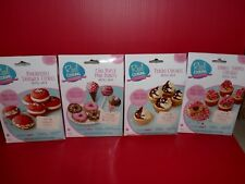 Real Cooking Refill Mix Lot Of 4 Cookie Cupcake Donut Cake Pop Sprinkle Surprise
