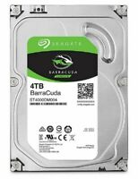 Seagate BarraCuda 4TB Internal Hard Disk 3.5inch SATA ST4000DM004 BarraCuda