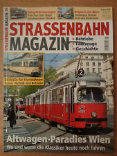 Tramway Magazine, 8/2016