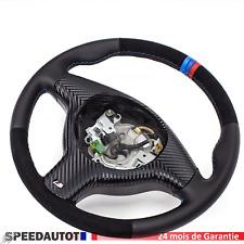 BMW NEUF OEM F87 F80 F83 F82 F10 F12 F06 M steering wheel trim couverture arrière avec plaquettes