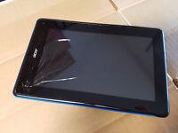 Acer Iconia B1-A71 8GB WLAN (7 Zoll) - Schwarz - Tablet DEFEKT (DFT 302)