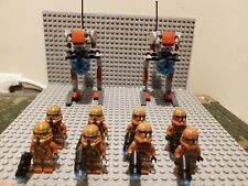 Lego Star Wars Geonosis Troopers 75089 custom Lot
