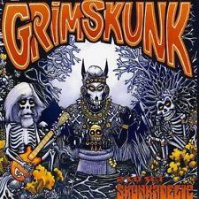 GRIMSKUNK - Skunkadelic  (2-CD) DCD