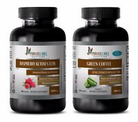 Metabolism weight gain pills - RASPBERRY KETONES – GREEN COFFEE EXTRACT COMBO