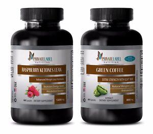 Energy boost vitamin supplement - RASPBERRY KETONES – GREEN COFFEE EXTRACT COMBO