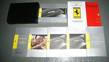 2012 Ferrari 458 Italia Owners Manual - SET!!! (USA / CANADA)