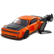 Kyosho 34107 Inferno Gt2ve Challenger Demon Mango Orange