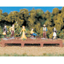 Bachmann 42335 Old West Figures (6) HO Scale