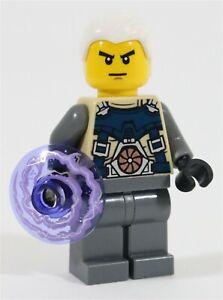 LEGO NINJAGO ELEMENTAL MASTER NEURO MINIFIGURE MIND - MADE OF GENUINE LEGO PARTS