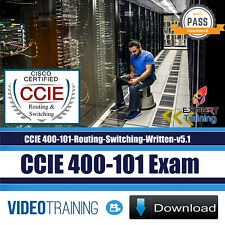 CCIE ROUTING & SWITCHING WRITTEN V5.1 Exam Video Training Course DOWNLOAD