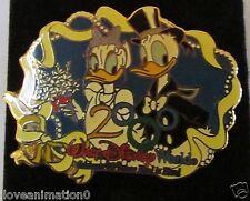 Disney Wedding Series Donald Duck & Daisy Duck Pin