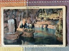 Onandaga Cave, Leasburg, Missouri