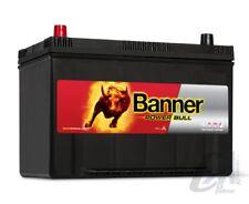 BATTERIA AUTO BANNER POWER BULL P95 05 ASIA 95Ah 740A 303x173x225 12V POLO + SX