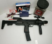 New listing Heckler & Koch MP7 AEG 6 mm Air Rifle and New Tenergy Universal Smart Charger