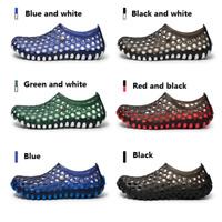 Summer New Men Crocs Non-slip Outdoor Beach Shoes Men Fashion Trend Sandals Men