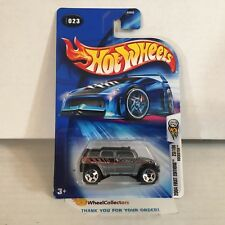 Rockster #23 * ZAMAC * 2004 Hot Wheels * A19
