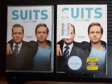 Suits: Season One (DVD, 2012, 3-Disc Set) Like New