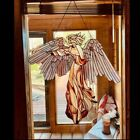 Hanging Angel Wings Ornament For Home Wall Art Garden Decorative Without Chain