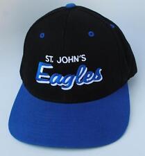 """ST. JOHN'S Eagles"" ADULT-PRO MODEL One Size Adjustable Baseball Cap Hat"