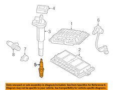 BMW OEM 09-16 Z4 3.0L-L6 Ignition-Spark Plug 12120037244