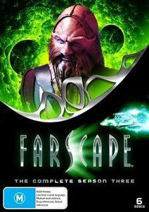 Farscape : Season 3 (DVD, 2011, 6-Disc Set) - Region 4