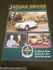 JAGUAR DRIVER #450 - JAN 1998 - AUTOGLYN CHAMPION