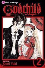 GodChild: Godchild Vol. 2 by Kaori Yuki (2006, Paperback)