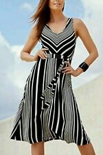 M&Co Viscose Casual Sleeveless Dresses for Women