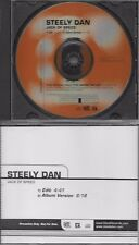 STEELY DAN Jack Of Speed 2 versions promo CD single  DONALD FAGEN  WALTER BECKER