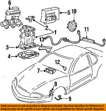 s l225 general motors abs system parts for pontiac grand am ebay  at reclaimingppi.co