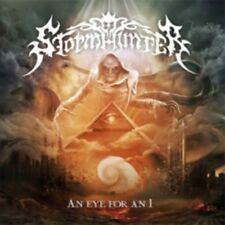 """Stormhunter """"An Eye For An I"""" LP [GERMAN HEAVY METAL, Running Wild & Helloween]"""