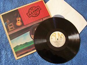 J.J. CALE : OKIE LP : UK 1st PRESS :