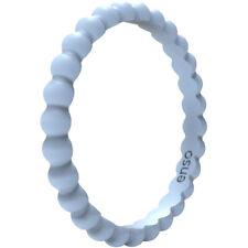 ЮОЭН кольца с бисером stackables серии силиконовые кольца-ледник