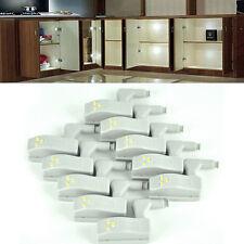 10x/Set LED Light For  Cabinet Cupboard Hinge Moden Home Kitchen Lamp  RU1
