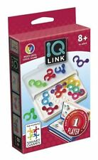 Smart Games IQ Link 120 Challengers Multi Level Logic Game Easy to Expert