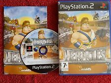 HERACLES BATTLE WITH THE GODS  ORIGINAL BLACK LABEL PLAYSTATION 2 PS2 PAL