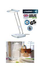Livarno LUX Télescopique DEL Lampe de bureau (utilise 83% Moins d'énergie) même jour expédition