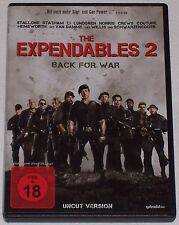 Expendables - Back for war, DVD