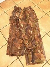 Jack Pike Camouflage Coat And Trousres