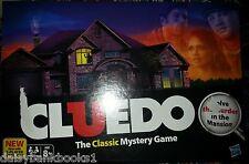 Cluedo Classic Murder Mystery Board Game  2 Player Version 2011 8+ UK P & P inc