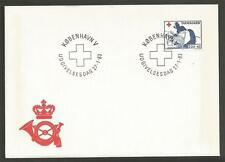 DENMARK - 1983 Danish Red Cross   - FIRST DAY COVER.