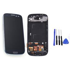 LCD Display Touch Screen Digitizer Ersatz für Samsung Galaxy S3 i9300 i9305 Blau
