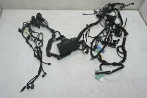 2017 17 Honda Accord Headlight Engine Room Front Wiring Harness 32200-T3W-A12