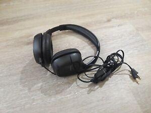 Plantronics Black Headset Headphones A355 Wired