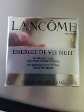 LANCOMEEnergie de Vie Nuit, Night Mask, Overnight Recovery Sleeping Mask, 2.6 oz