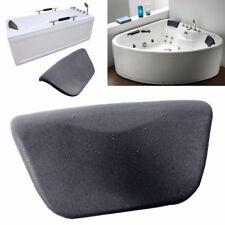Bathtub Spa Head Rest Pu Bath Pillow Neck Support Back Comfort Tub Holder 32*27