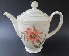 Large 8-Cup 1930 Coffee Pot ZEH SCHERZER BAVARIA GERMANY 50th Anniversary Piece