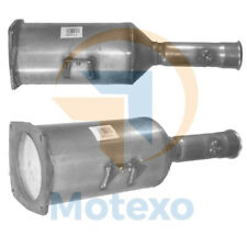 DPF PEUGEOT 807 2.0HDi (DW 10 BTED 4; 136bhp) 5/06 - (Euro 4)