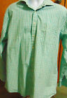Tommy Hilfiger Teal Green checked Cotton Casual long sleeve shirt
