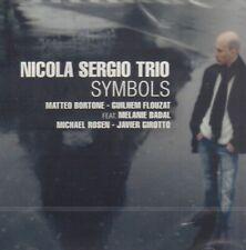 NICOLA SERGIO TRIO – SYMBOLS (2010 JAZZ CD)